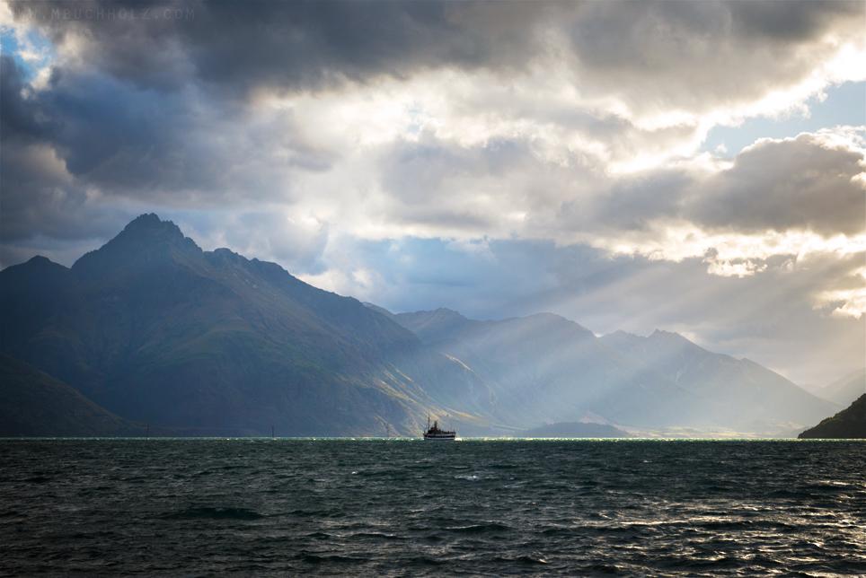 Queenstown, New Zealand Ferry